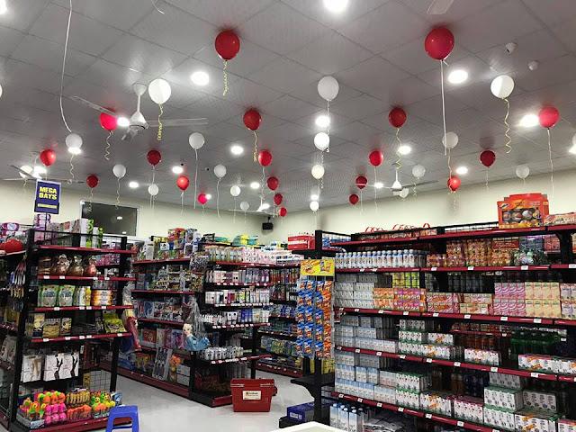 Thất nghiệp có nên mở cửa hàng kinh doanh tạp hóa   siêu thị mini