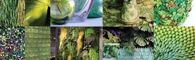 verdure palette pantone