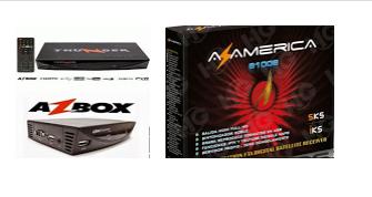 AZBOX THUNDER E BRAVISSIMO PLUS EM S1008 DUMP SKS 58W - 61W E IKS - 20-08-2016