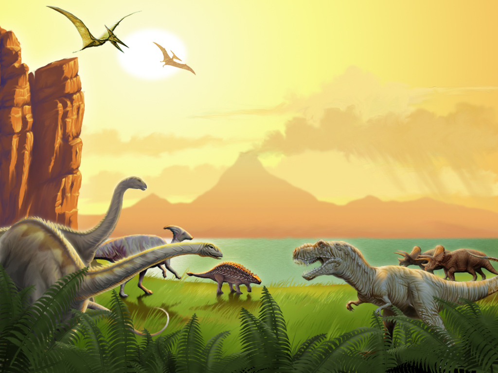 Beautiful Wallpapers For Desktop Dinosaur Wallpapers