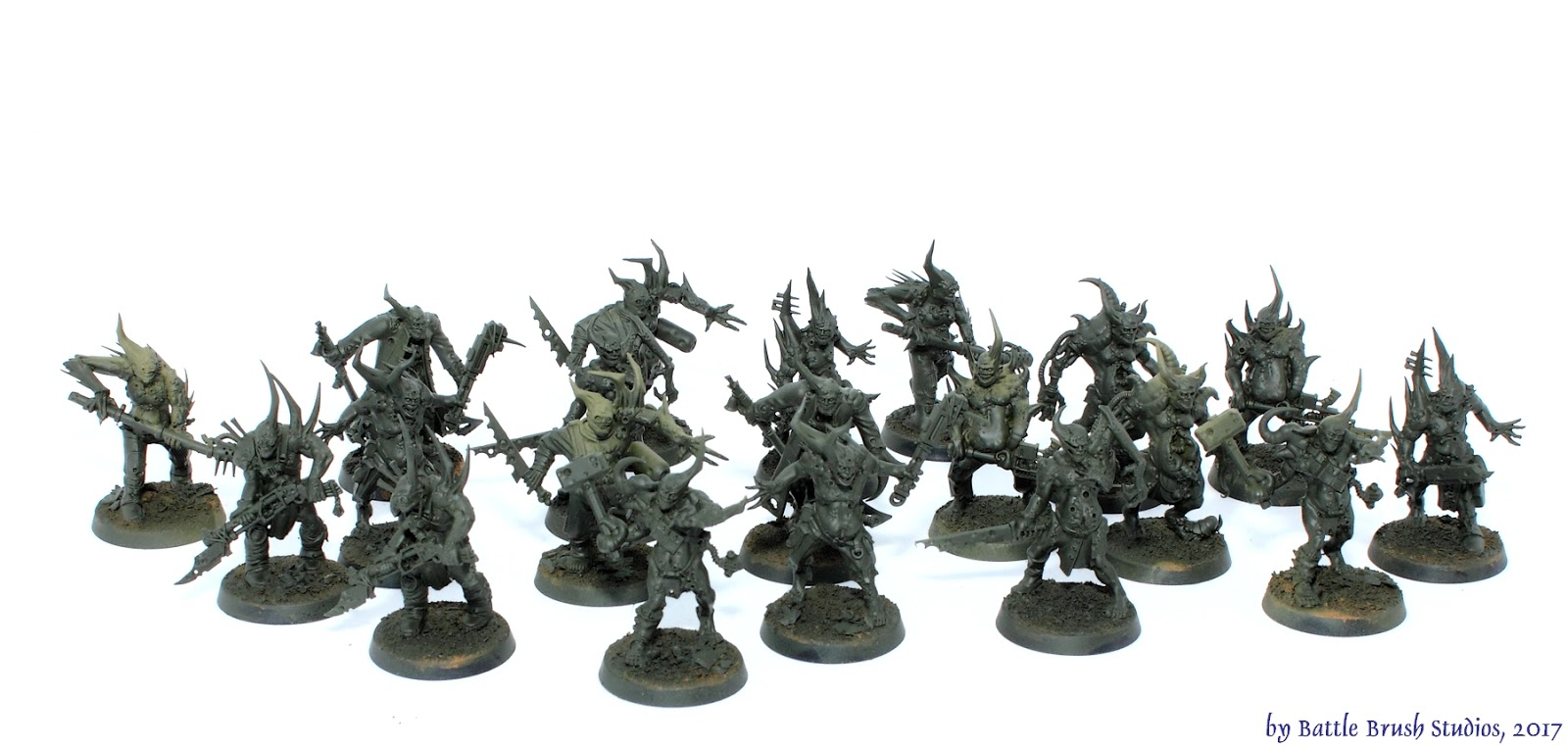 Review: Dark Imperium Miniatures by Sigur: Nurgle Death