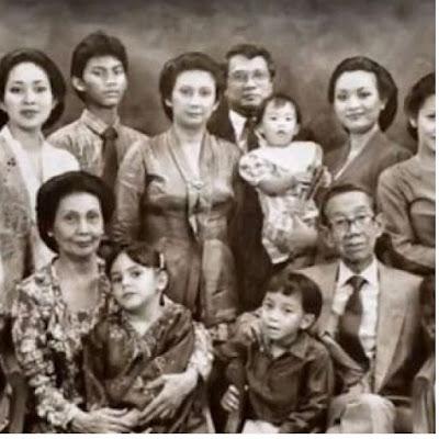 Kehidupan awal Prabowo - pustakapengetahuan.com