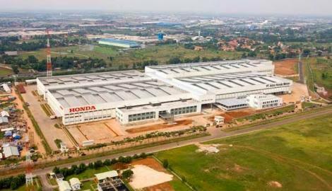 Alamat Perusahaan Kawasan Industri Indotaisei Amawana