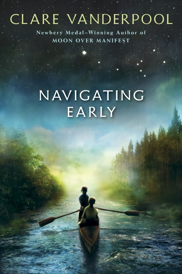 Navigating Early received a Printz Honor (YA Book Award for best books).  Great read for grades 5 and up,and excellent read aloud.  Read for the book review.  Alohamorad Open a Book http://www.alohamoraopenabook.blogspot.com/