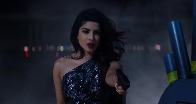 Priyanka Chopra - Baywatch's 2nd Trailer