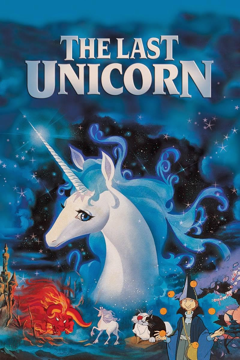 Watch The Last Unicorn (1982) Online For Free Full Movie English Stream