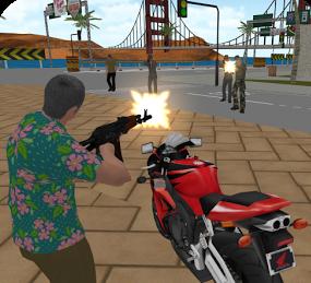 تحميل لعبة جاتا Vegas Crime Simulator للاندرويد والايفون
