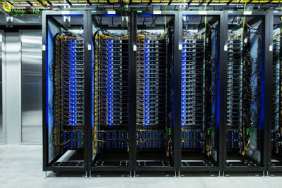Facebook Data Center Sweden
