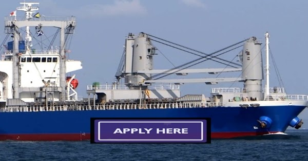 Crew for general cargo ship november 2016 - Offshore Jobs Today | Marine Jobs | Oil and Gas ...