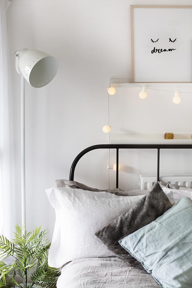 Como decorar con encanto un dormitorio low cost boho deco chic - Dormitorio con encanto ...