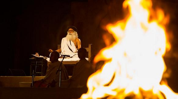 Maha Shivaratri 2016 Isha Foundation Live