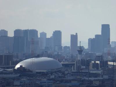 禅宗 龍尾寺 参道からの眺望
