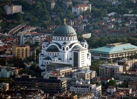 souvenir chronicles serbia belgrade churches