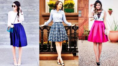Faldas de moda