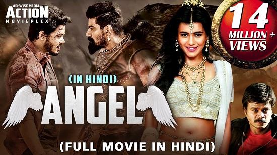 Angel 2018 Hindi Dubbed 300MB HDRip 480p