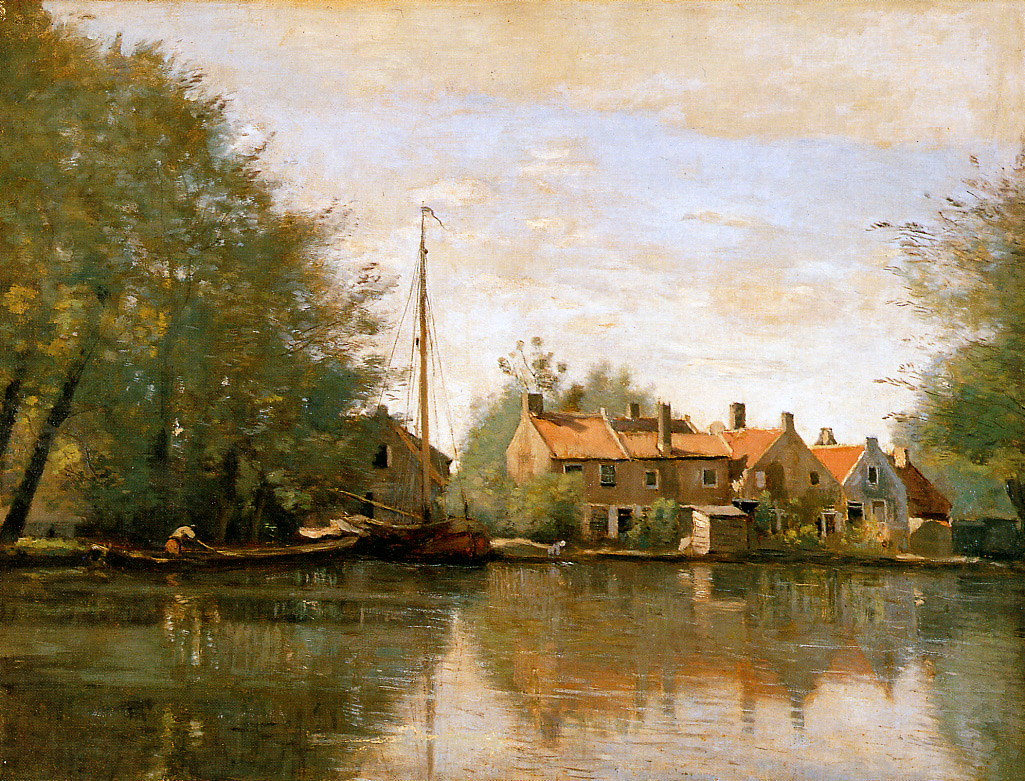 ART Amp ARTISTS Camille Corot Part 16