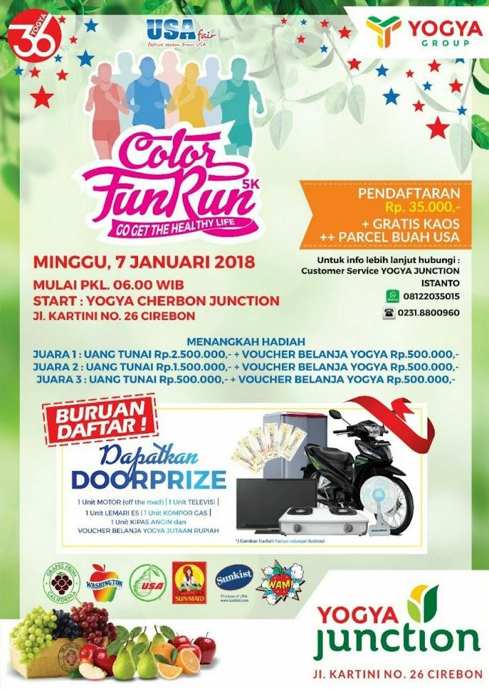 Color Fun Run • 2018