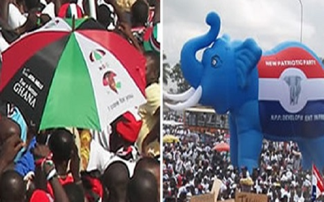 Akatsi North goes NPP...As NDC shares goodies for votes