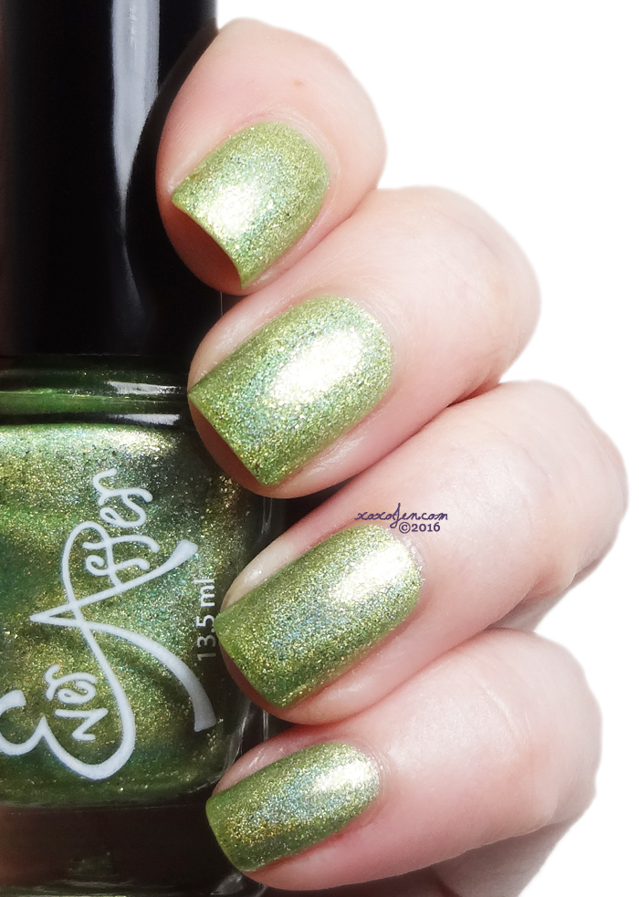 xoxoJen's swatch of Ever After A Kiss Would Be Nice, Yes?
