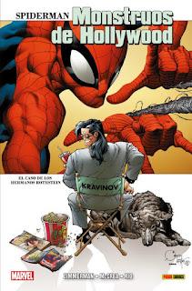 Spiderman: Monstruos de Hollywood