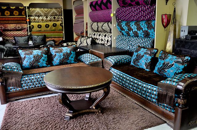 Univers Maison: Salons marocains