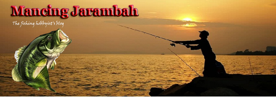 Pelet Bom Pengumpul Ikan  Mancing Jarambah