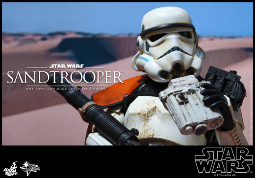 Star War IV A New Hope - 沙漠突擊兵 SANDTROOPER