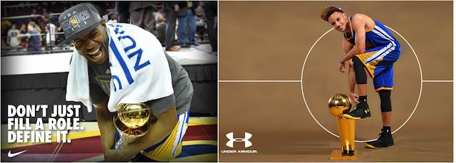 Guerra Nike-Under Armour por sus MVP
