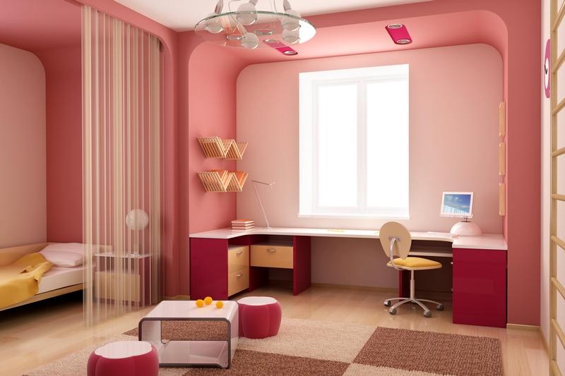 Dise os para decorar las habitaciones de los ni os for Diseno de habitaciones para ninos