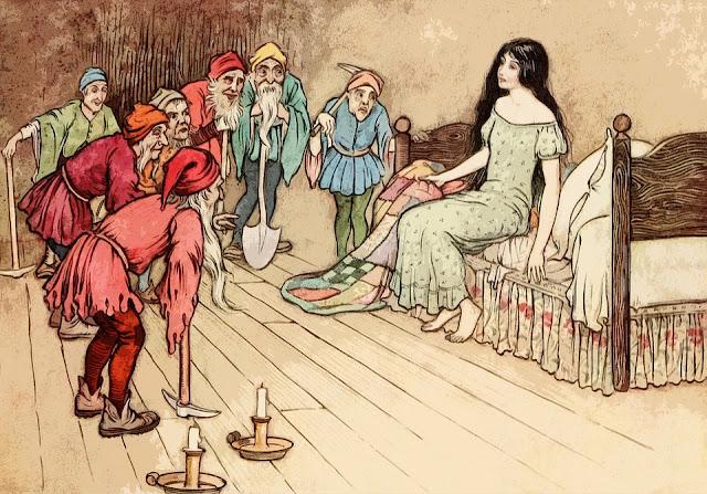 Dinge aus Märchen, Seniorenarbeit, Ideen, Beschäftigung