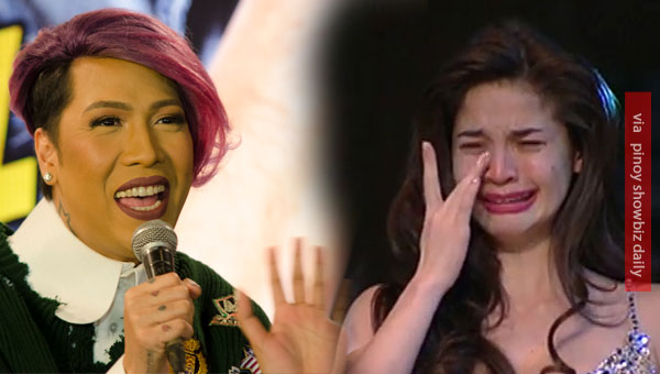 How true? Vice Ganda and Anne Curtis had a shouting match on It's Showtime