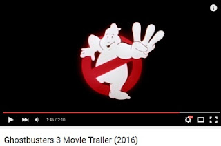 Film Ghostbusters 3 (2016)