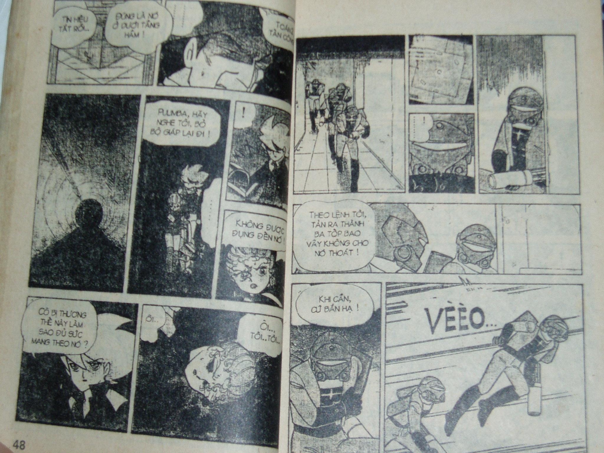 Siêu nhân Locke vol 16 trang 23