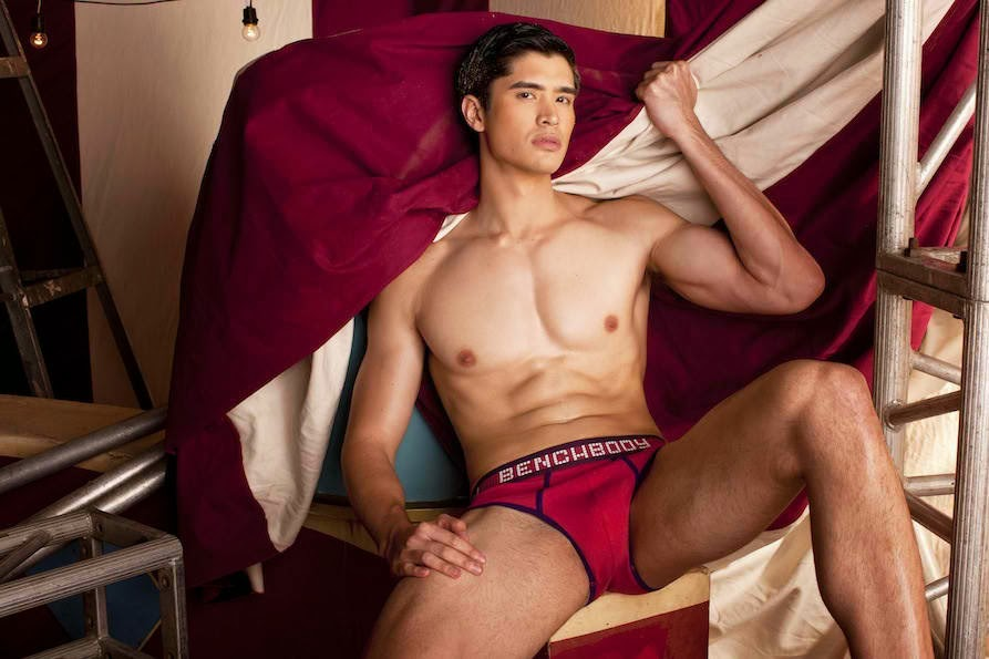 The Lifestyle Hub My Brief Encounter With Bench Model Vince Ferraren