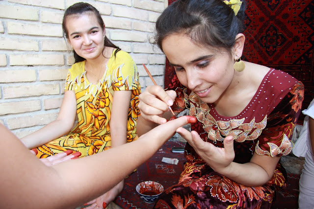 Ouzbékistan, Boukhara, Madina, © L. Gigout, 2012