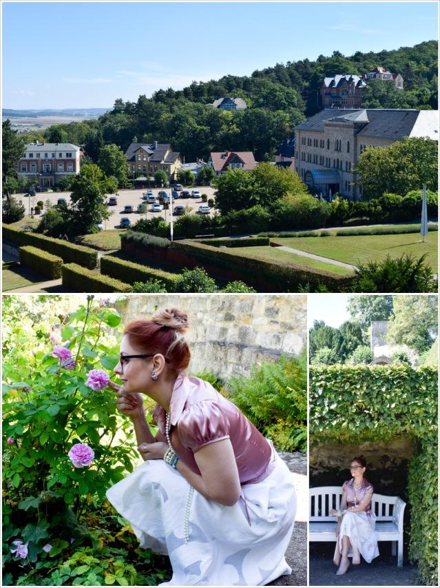 die Edelfabrik, Travel, Blankenburg Schlossgarten