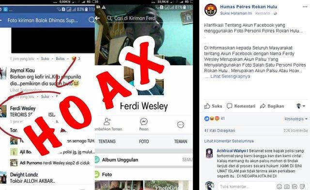 Ferdy Wesley - Facebook