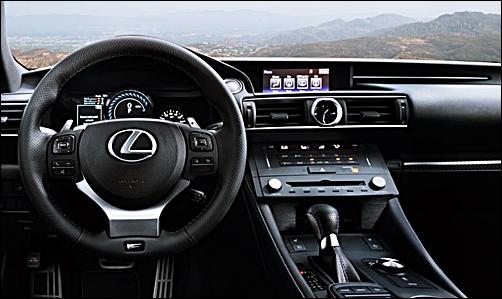 2017 Lexus RC F Sport Release Date