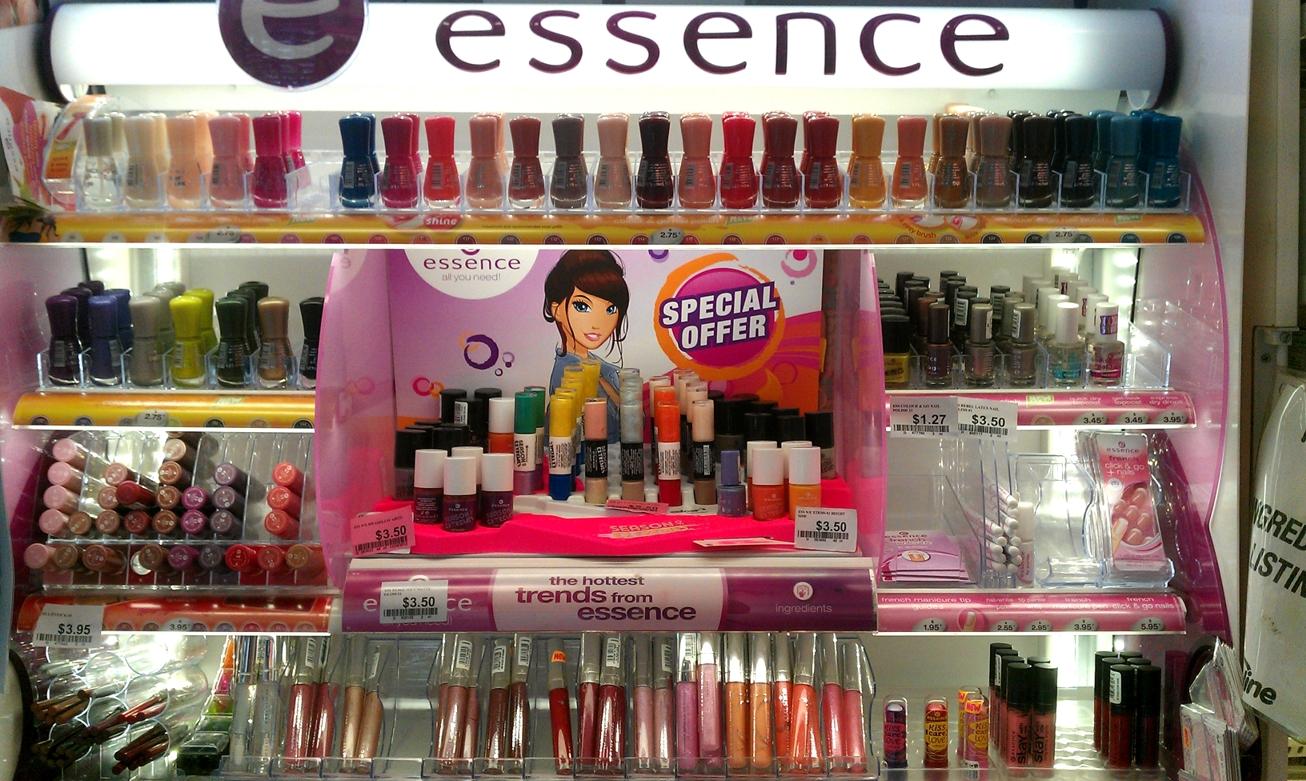 Plisherrific: Shopping in Sydney - Essence, OPI, Jordana