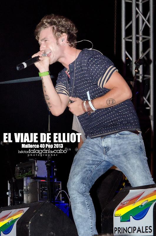 El Viaje de Elliot en el Mallorca 40 Pop 2013. Héctor Falagán De Cabo | hfilms & photography.