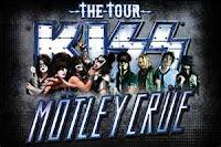 The Tour 2012, Kiss / Crue - Decibel Geek