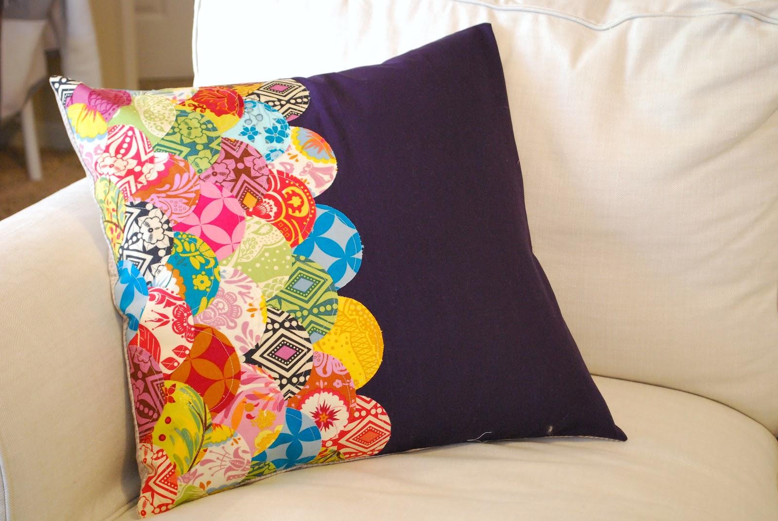 City Stitches: Envelope Pillow Tutorial