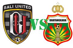 BOCORAN BOLA BALI UNITED Vs BHAYANGKARA FC
