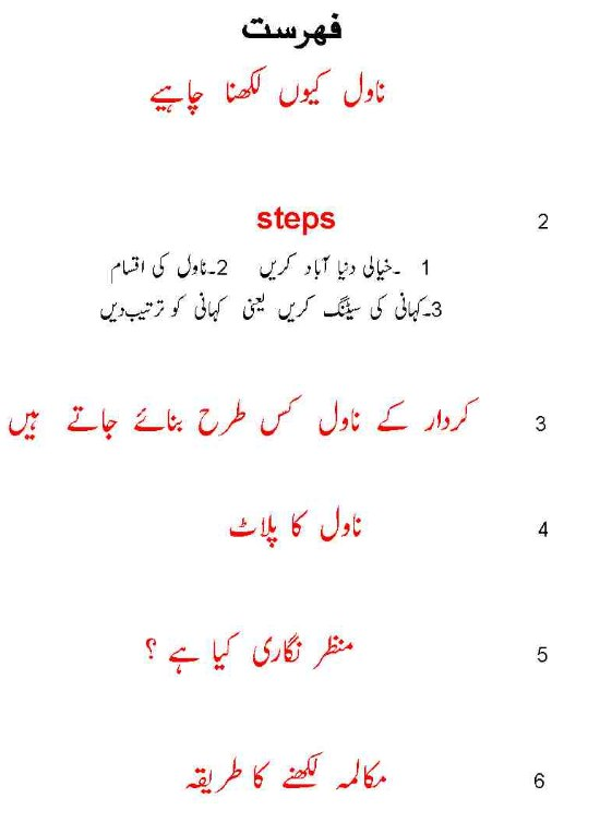 How to Make Story Urdu