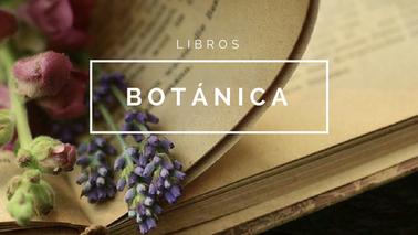 libros de botanica