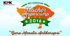 Ikuti Lomba Guru Menulis Anti Korupsi Bersama KPK