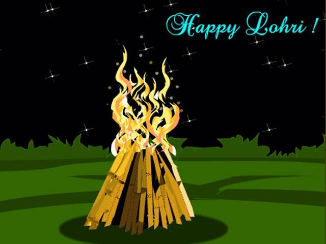 Happy Lohri 2017 Greetings