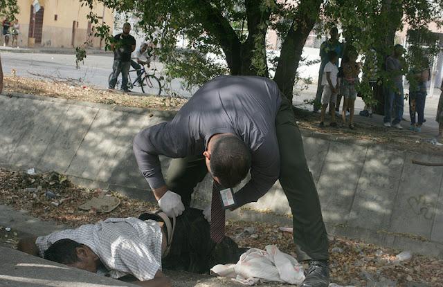 Mataron a un trabajador en Maracay