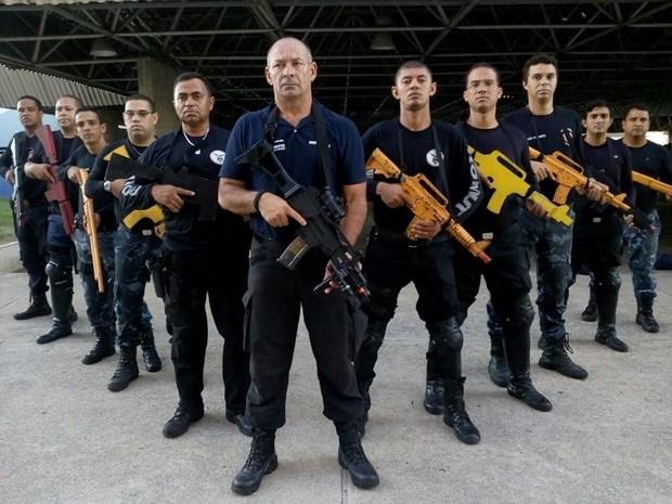 Autorização para a compra de armas para a Guarda Municipal de Santa Cruz é destaque na TV Jornal
