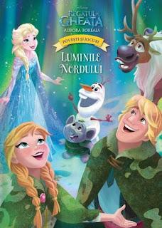 Regatul De Ghiață Aurora Boreală Dublat în Romana Desene animate online